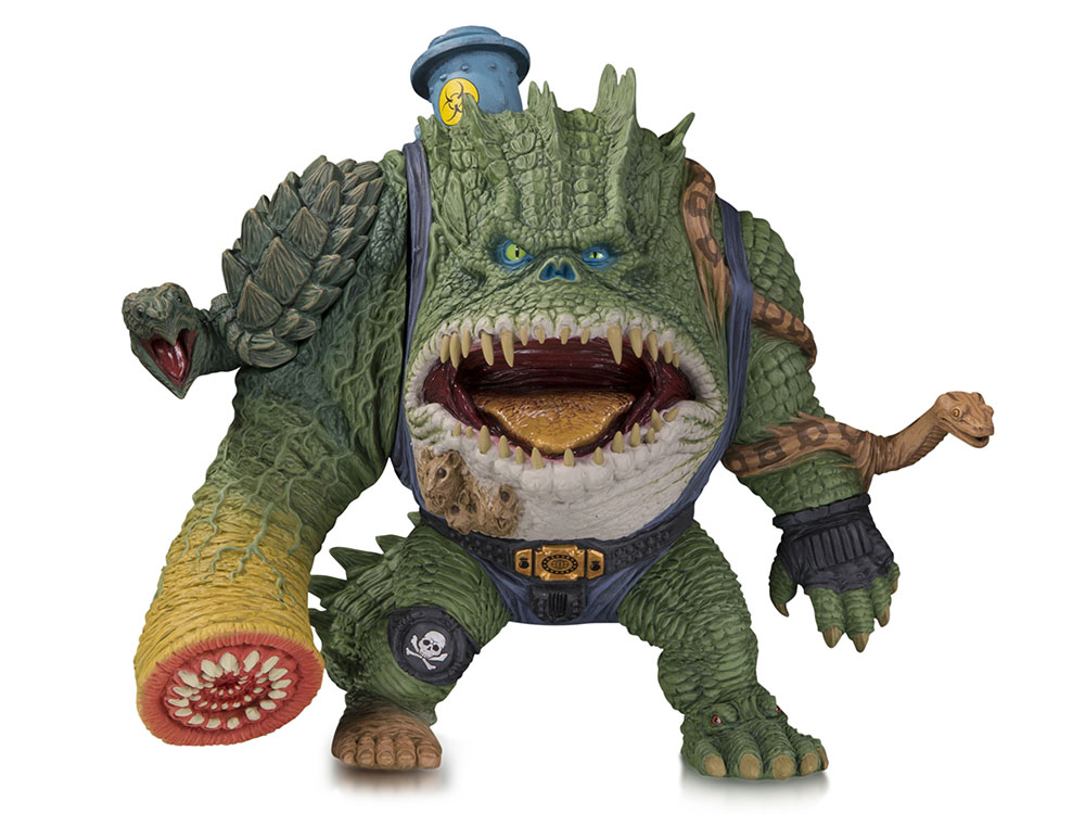 DC Comics Artists Alley Killer Croc Groman Statue